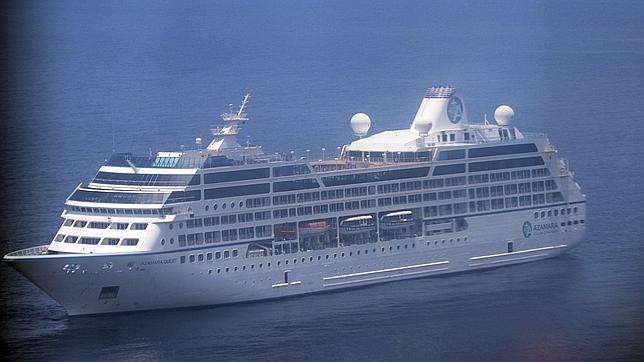 Imagen del Crucero Azamara