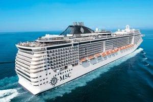 Crucero MSC