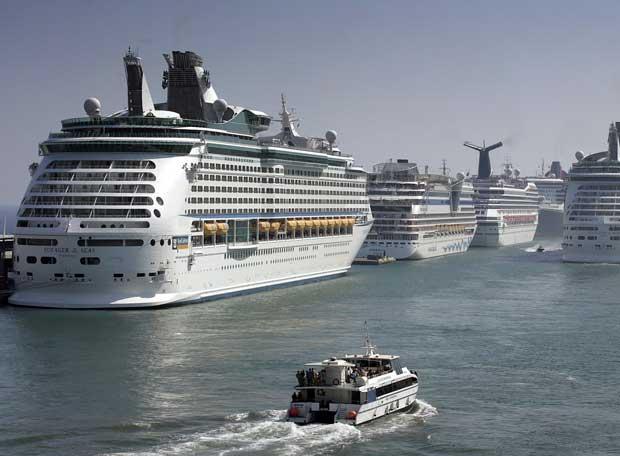 Cruceros por Barcelona