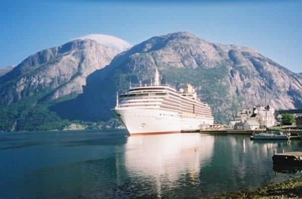 Cruceros por Fiordos Noruegos