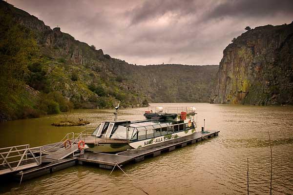 Cruceros por los Arribes del Duero