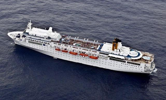 Cruceros por el Océano Índico
