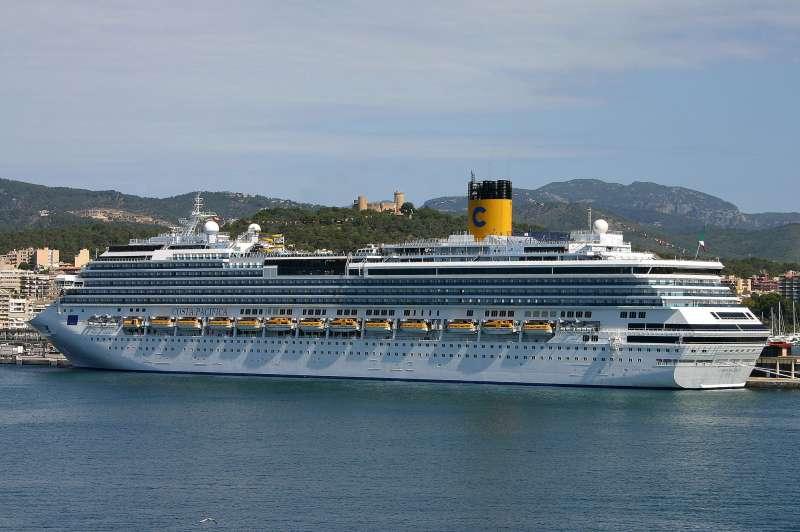 Cruceros por Palma de Mallorca