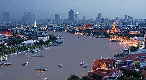 Cruceros por Tailandia
