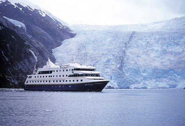 Cruceros por la Tierra del Fuego