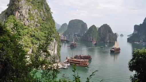 Cruceros por el Sudeste Asiático