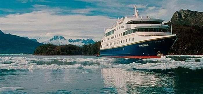 Cruceros por Argentina y Chile