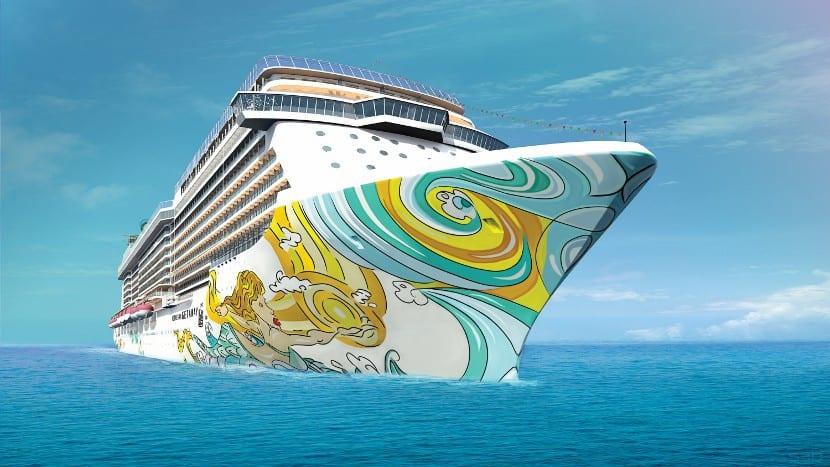Norwegian_Getaway_Ship