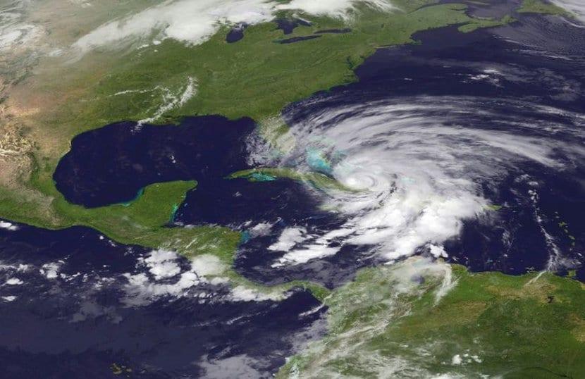 ciclón, tormenta