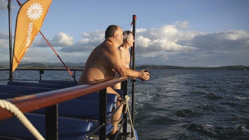 Crucero nudista