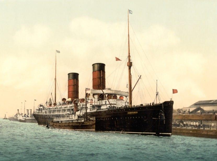 Cunard Britannia