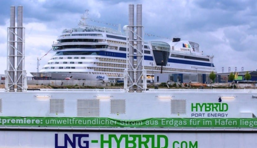 crucero verde