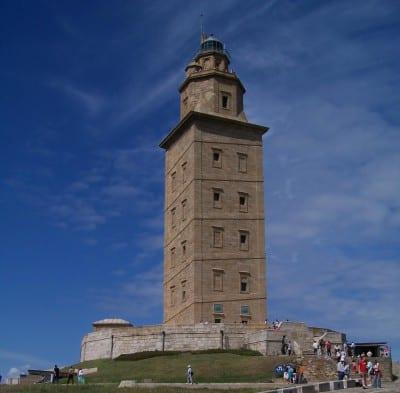 torre hercules a coruña