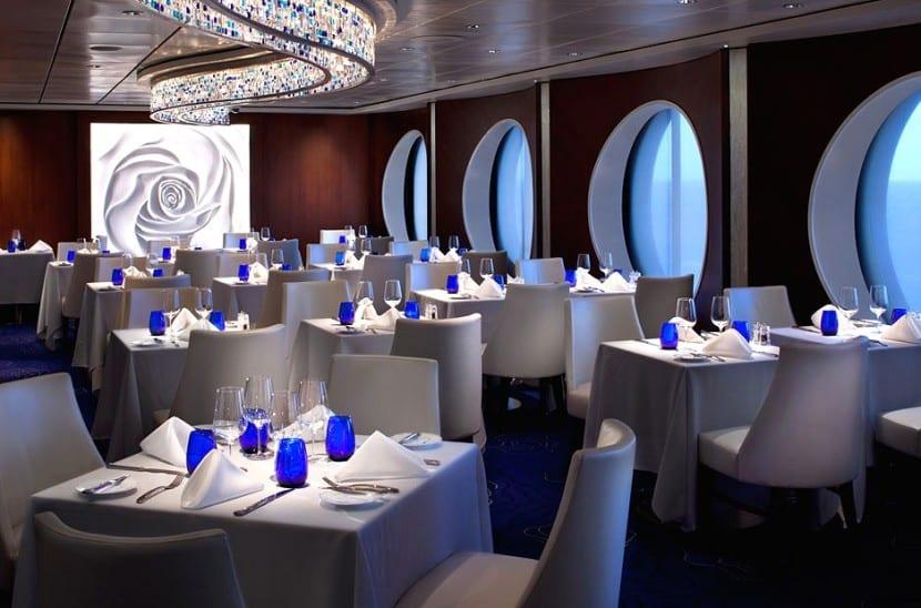 restaurante Blu Millenium