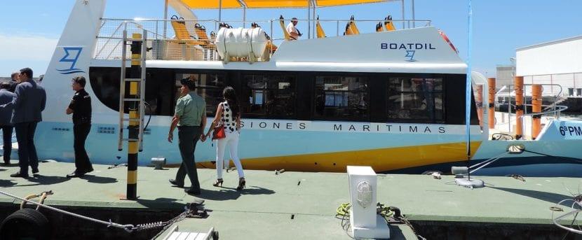 crucero boatdil