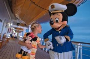 crucero disney con niños gratis
