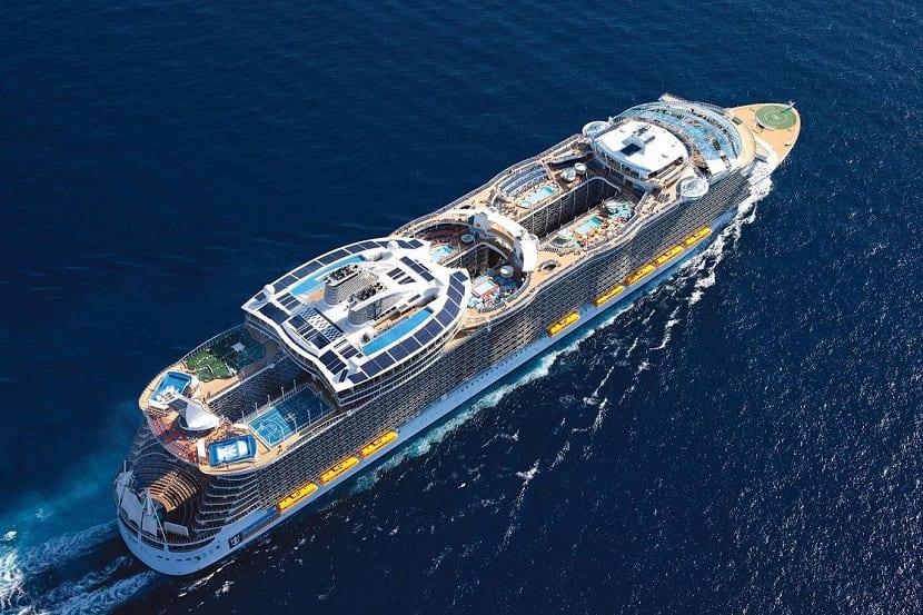crucero inauguracion
