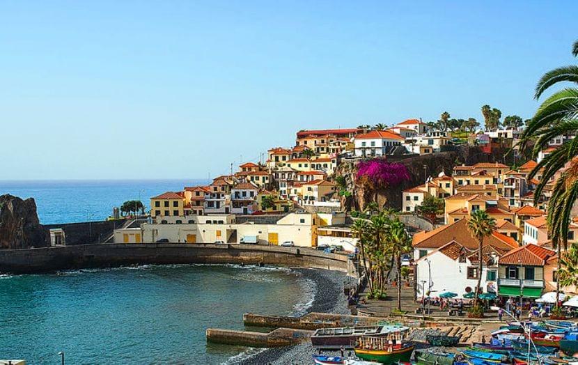 Escala en Madeira, mucho más que flores, encajes y vinos