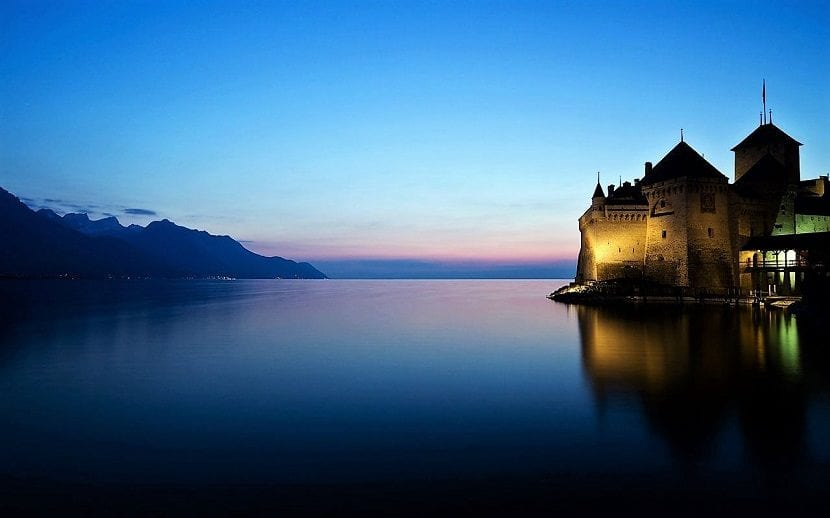 castillo chillon ginebra