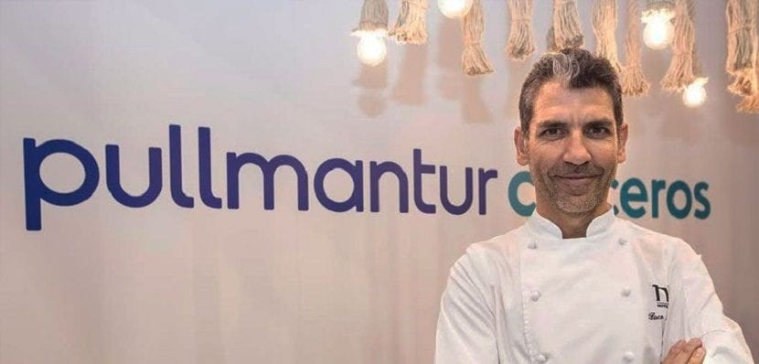un chef de pullmantur
