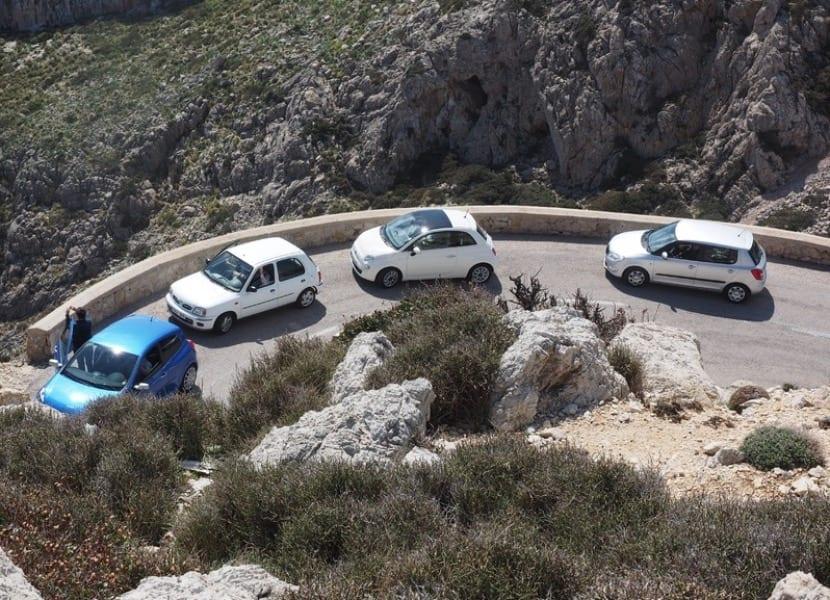 Alquiler coche Mallorca
